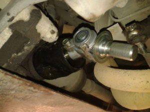 снять кардан переключения передач ваз 2109