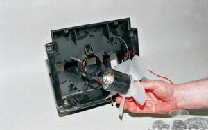 Замена моторчика печки ВАЗ 2107
