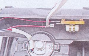 Сопротивление добавочное ВАЗ-2101-07 отопителя